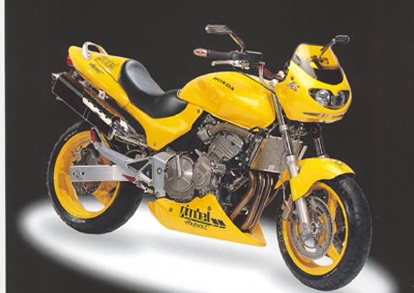 varioh cker f r honda cb 600 hornet ebay. Black Bedroom Furniture Sets. Home Design Ideas