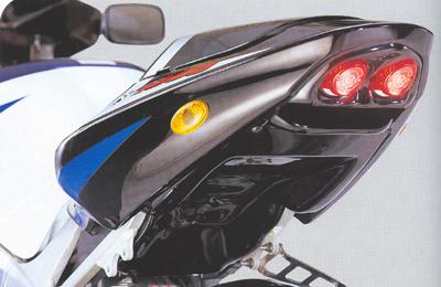 Heck - Innenverkleidung SUZUKI GSX R 600 R 750 R 1000 | eBay